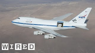 Climb Aboard a Boeing 747 That NASA Turned Into the World