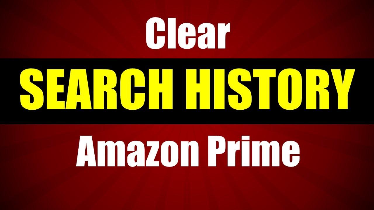 amazon prime watch history delete youtube. Black Bedroom Furniture Sets. Home Design Ideas