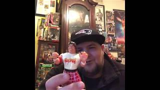 VERY FIRST Vintage WWF Wrestling Figure UNBOXING!!!
