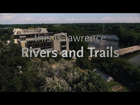 This is Lawrence - Rivers and Trails