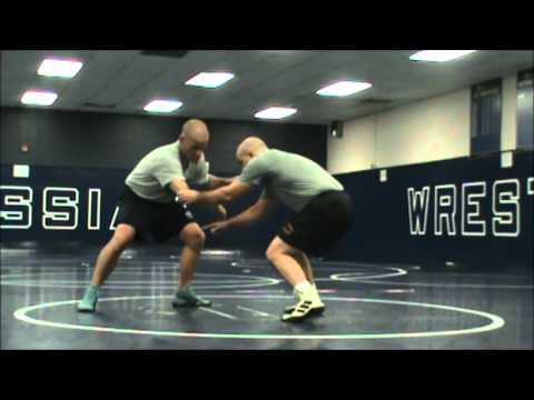 Seven Shots Drill  Andy Vogel  Gettysburg College Wrestling