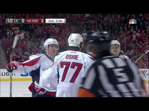 Los Angeles Kings vs Washington Capitals | February 5, 2017 | Game Highlights | NHL 2016/17