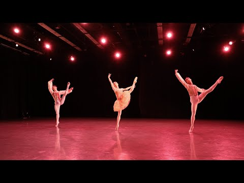 FULL PERFORMANCE: The Joffrey Studio Company and Trainees in 'Ballet De Cour'