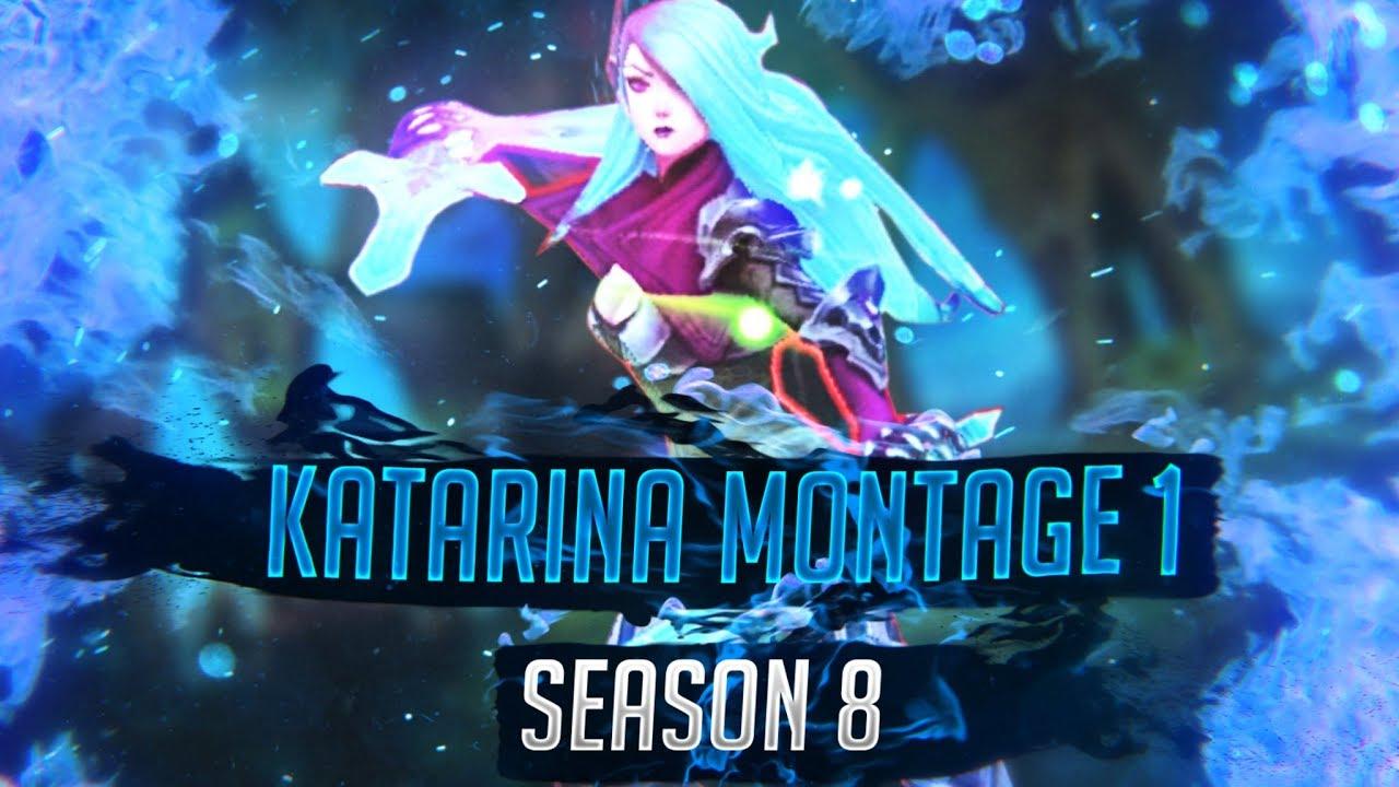 Katarina Montage 1 - Best Katarina Plays 2018 - ( League of Legends - LoL Montage ) - YouTube