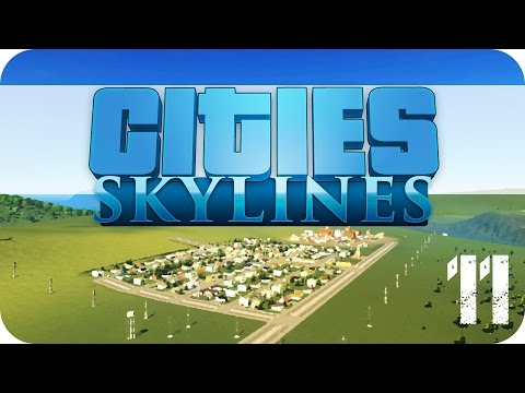 Cities: Skylines - E11 - The Great Traffic Jam