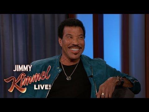 Lionel Richie on Getting Pranked by Stevie Wonder