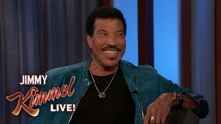 Lionel Richie on Getting Pranked by Stevie Wonder