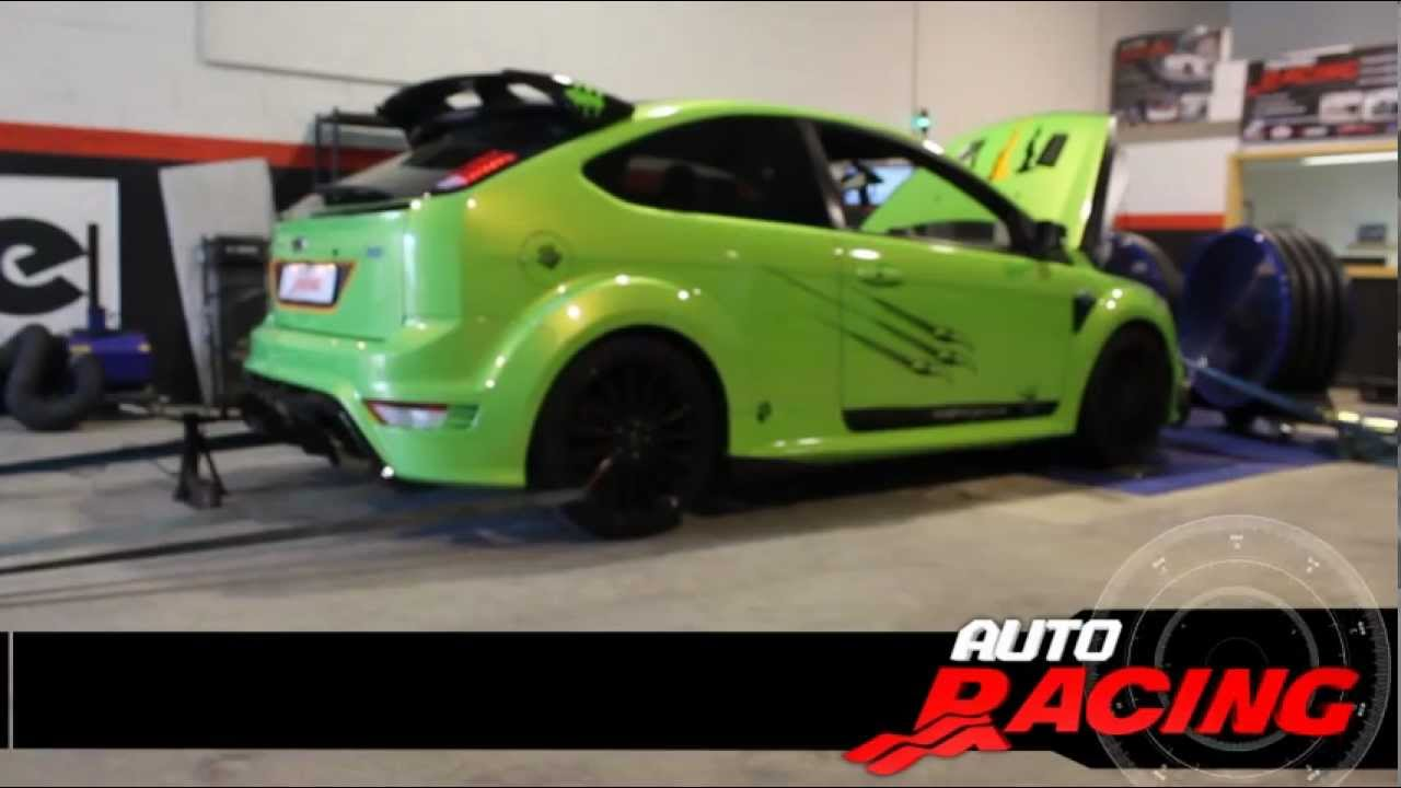 stage 4 ford focus rs mk2   407 cv