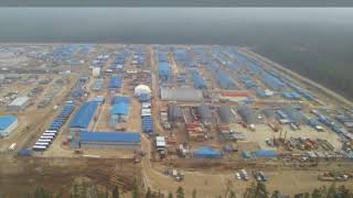 Вахтовики на месторождении в Якутии устроили митинг из за коронавируса