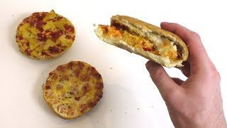 Pizza Cheese'n'Nachos Burger