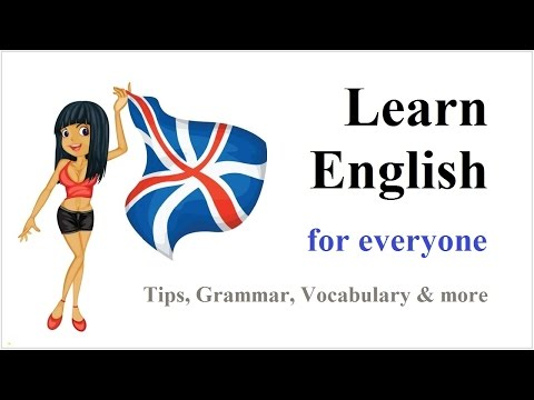 Learn English ☆ Position of Adverbs in Sentences