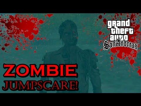 Zombie Bangunan Angker - Misteri GTA Indonesia Dyom!