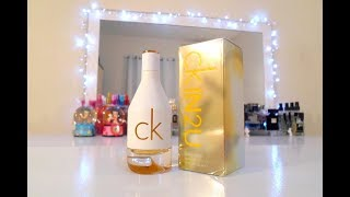 PERFUME CK IN2U FOR HER CALVIN KLEIN