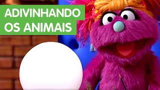 Vila Sésamo 2007: Adivinhando os Animais