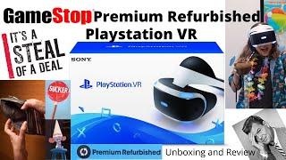Gamestop Premium Refurbished Sony Playstation Vr