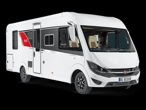 Burstner Ixeo 690G RV review