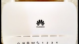Huawei ADSL Modem HG532D Model Configuration On BSNL Internet Service Provider