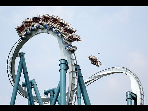 MAN FALLS OFF ROLLER COASTER AND SUES COMPANY FOR GBP15