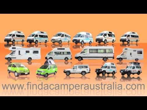Australia Campervan, Motorhome And RV Hire And Rental