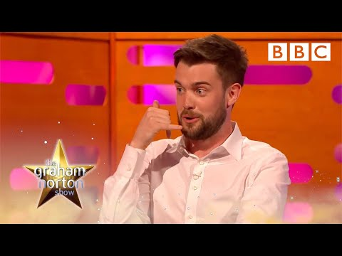 Jack Whitehall's nonspeaking part  The Graham Norton : Series 17 Episode 12 p  BBC One