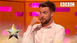 Jack Whitehall's non-speaking Disney role | The Graham Norton Show - BBC