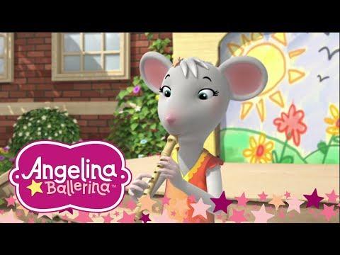 Angelina y su Día Musical (Episodio Completo)