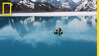 What Mud From Glacial Lakes Can Tell Us About Our History | National Geographic