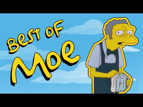 How much Moe is too much? - The Best of Moe Szyslak - The Simpsons Compilation - 1000 Sub Special!