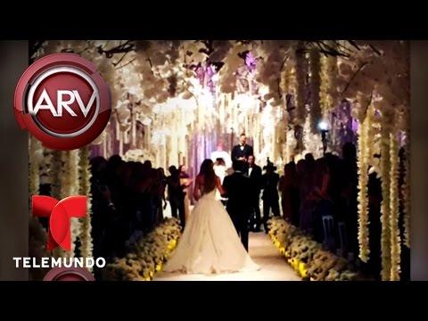 Por todo lo alto la boda de Sofía Vergara y Joe Manganiello | Al Rojo Vivo | Telemundo