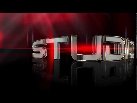 ФУТАЖ для начала фильма с 3D титрами: STUDIO