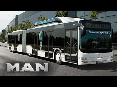 man lion s city gl cng bus of the year 2015 youtube. Black Bedroom Furniture Sets. Home Design Ideas