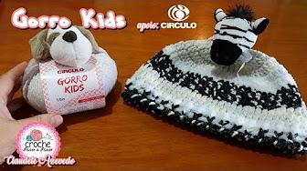 644e7e3da8155 Touca Bichos Crochê - YouTube