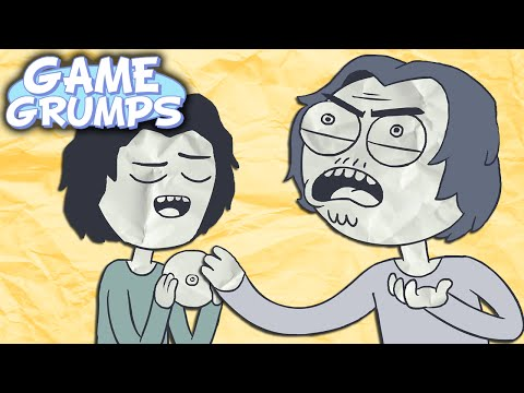 Game Grumps Animated - I'm Blue - By LazyPillow