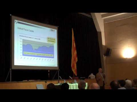 CAT - Acte econòmic sobre el dèficit fiscal de Catalunya (1/4)