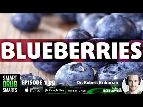 Episode 139- Boost Your Brain with Blueberries