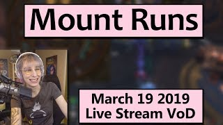 Zul Gurub Mount Runs - March 19 Live Stream VoD