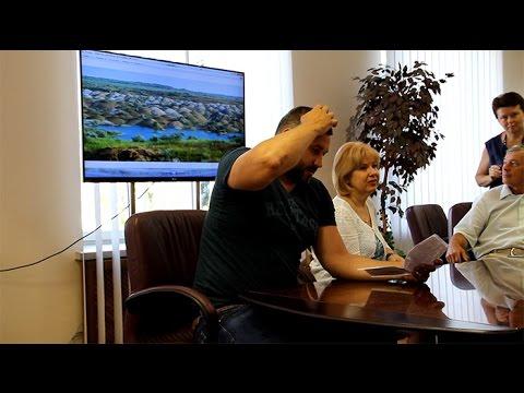 Шукач | Круглый стол (15.07.2016) в ОДА, тема «Туризм в Днепропетровской области»