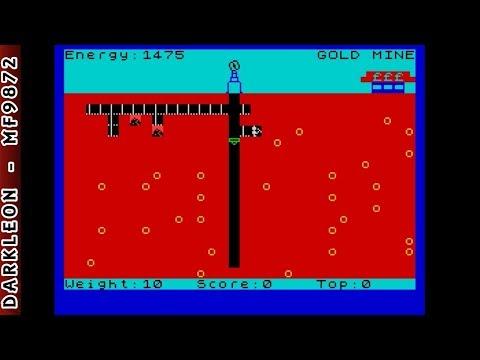 Sinclair Spectrum - Gold Mine