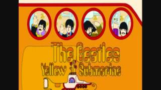 Yellow Submarine In Pepperland-The Beatles