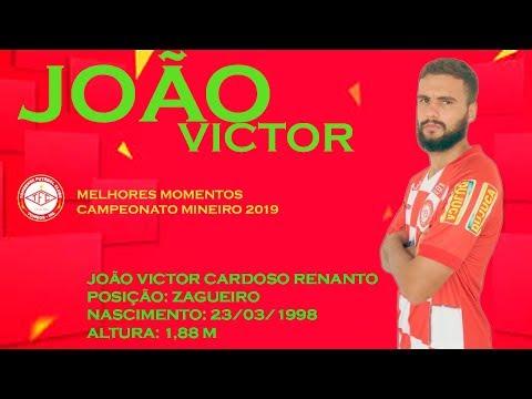 JOÃO VICTOR ZAGUEIRO  CAMPEONATO MINEIRO 2019