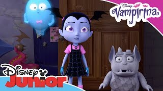 Vampirina | Dust Bunnies | Official Disney Channel Africa