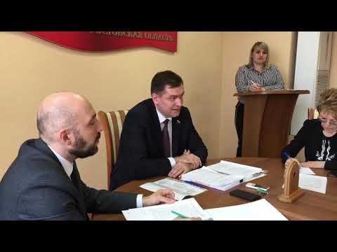 Новочеркасские депутаты об ограждении на Баклановском