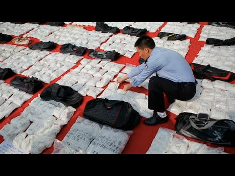 China Anti-Drug Campaign: Top court releases tougher rules ...