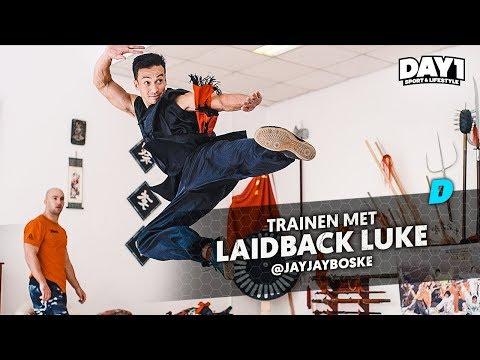 KUNG FU MASTER WORDEN met Laidback Luke || #DAY1 Afl. #44