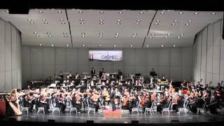 2016 california all state high school orchestra overture to candide