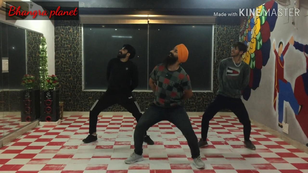 Bhangra on DHAKKA || Sidhu Moosewala || Dj Hans || latest punjabi song || Bhangra Planet