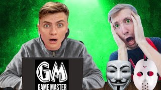 PROJECT ZORGO News - Is Carter Sharer The GAME MASTER? Evidence Revealed!