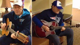 See Glen Campbell Play Guitar During His Final Days at Alzheimer's Facility thumbnail
