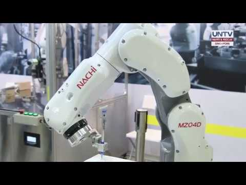 ROBO EXPO 2017 Raw Footages