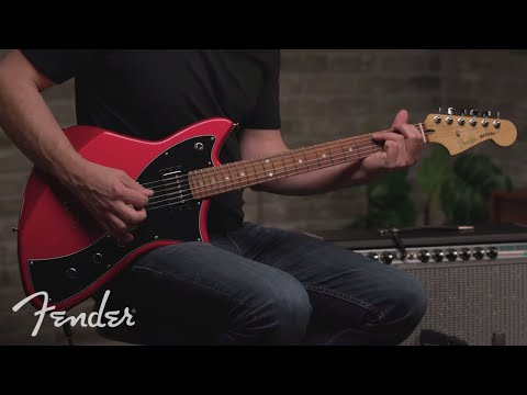 The Meteora HH Demo  Alternate Reality Series  Fender